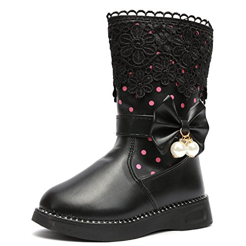 Side Lace Boot - 8