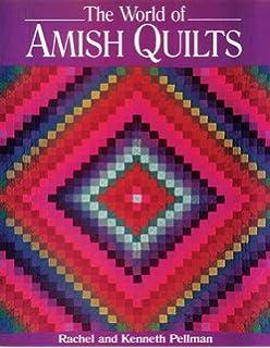 Amish Quilt Patterns: 32 Pieced Patterns: Rachel T. Pellman ... : amish quilting patterns - Adamdwight.com