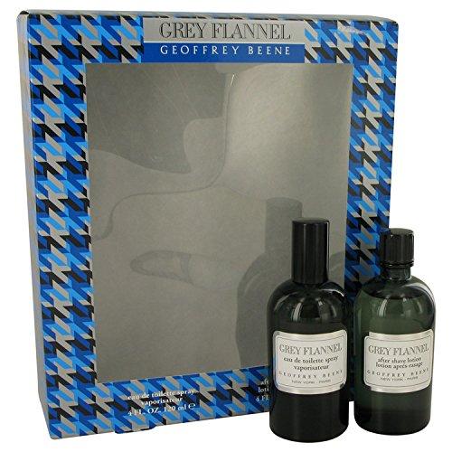 Grey Flannel By Geoffrey Beene For Men. Gift Set (eau De Toilette Spray 4.0 Oz+ Aftershave 4.0 Oz) by Geoffrey Beene