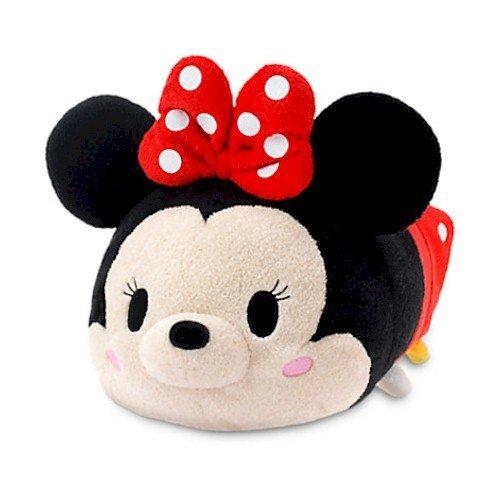 Disney Minnie Mouse ''Tsum Tsum'' Plush - Medium - 11'' -
