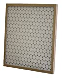 Glasfloss Industries PTA24361 PTA Series Heavy Duty Disposable Panel Air Filter, 12-Case by Glasfloss Industries