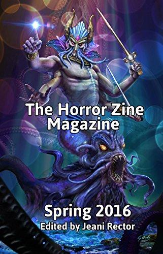 The Horror Zine Magazine Spring 2016