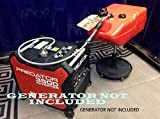 Feather butterfly Replace Predator 3500 WATT Inverter Generator 6 Gallon Extended Run Fuel System