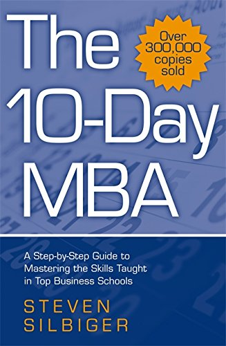The 10-day MBA pdf