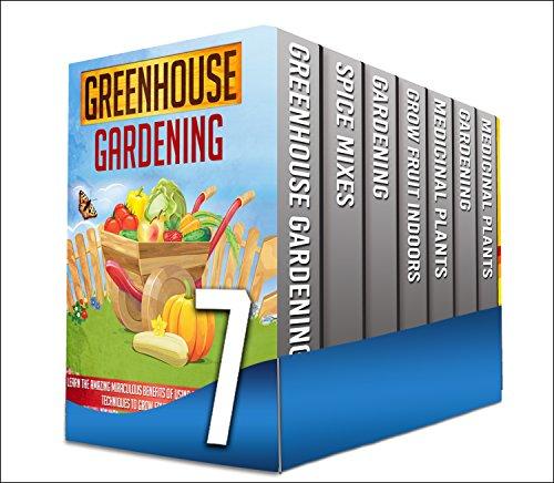 Herbal Gardening: Box Set : The Best Beginner's Gardener's Complete Guide On The Best Herbal Plants To Start Growing