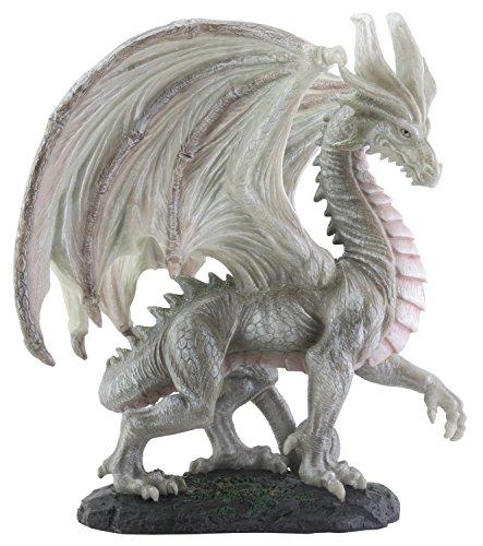 Wise Old Dragon Figurine Display
