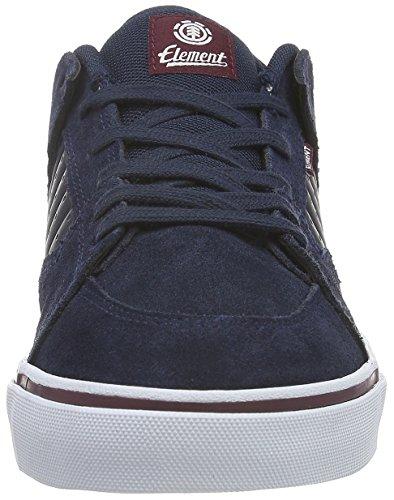 Element Element Glt2 Herren Sneakers - Zapatillas Hombre Negro - Schwarz (4300 Navy Napa)