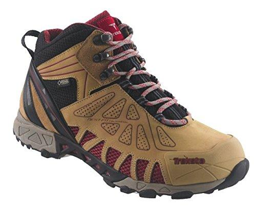 Treksta Adt Mid 201 Gtx Hiking Boot - Womens-wine-medium-7 Trk0030-wine-medium-7 Us