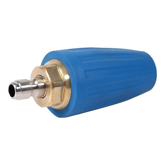 3000 PSI Rotating Spray Turbo Boquilla Para Limpiador De Coche De Alta Presión Accesorio Para Pistola 1/4