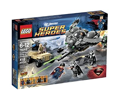 LEGO Superheroes Superman Battle of Smallville 76003