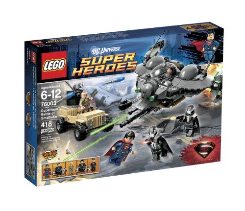 LEGO Superheroes Superman Battle Smallville