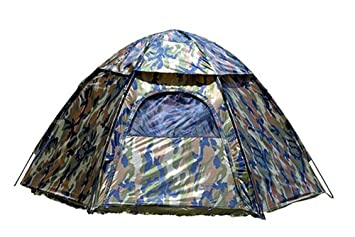 Texsport 3 Person Hide-A-Way Camo Backpacking C&ing Tent with Carry Storage Bag  sc 1 st  Amazon.com & Amazon.com : Texsport 3 Person Hide-A-Way Camo Backpacking Camping ...