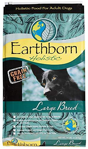 Earthborn Holistic Large Breed Grain Free Dry Dog Food, 14 Lb.