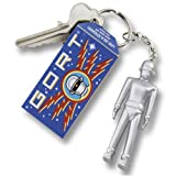 """: Gort from """"The Day the Earth Stood Still"""" Keychain"""
