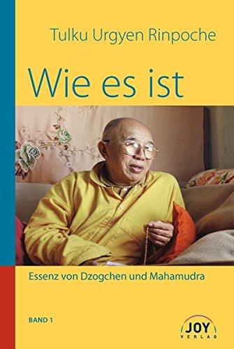 Wie es ist: Band 1; Essenz von Dzogchen und Mahamudra