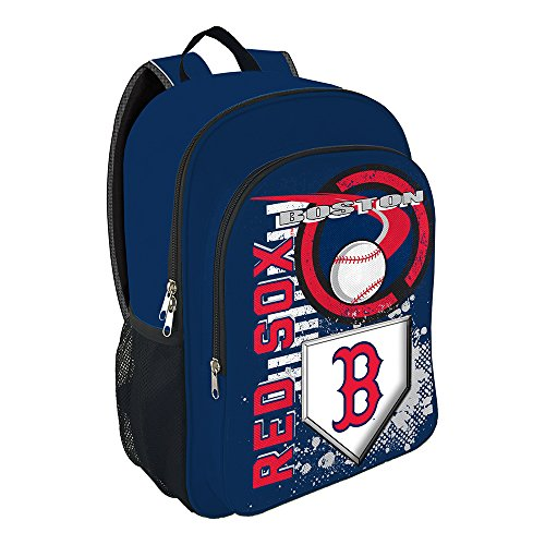 The Northwest Company Boston Red Sox MLB Accelerator Backpack - Sox Boston Backpack Red