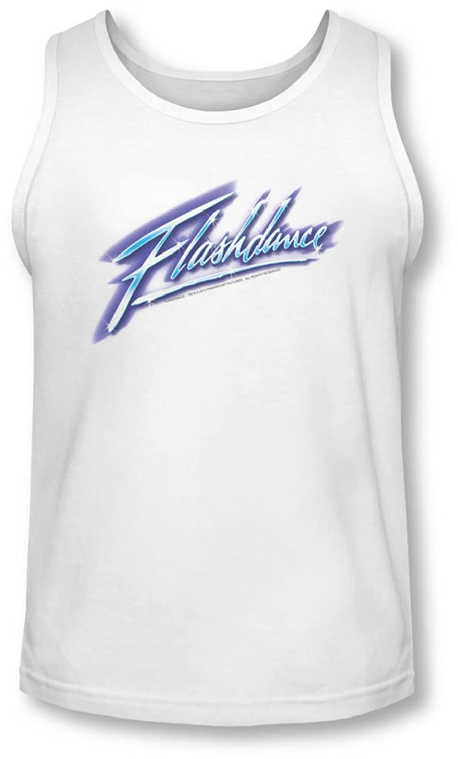Flashdance - Mens Logo Tank-Top