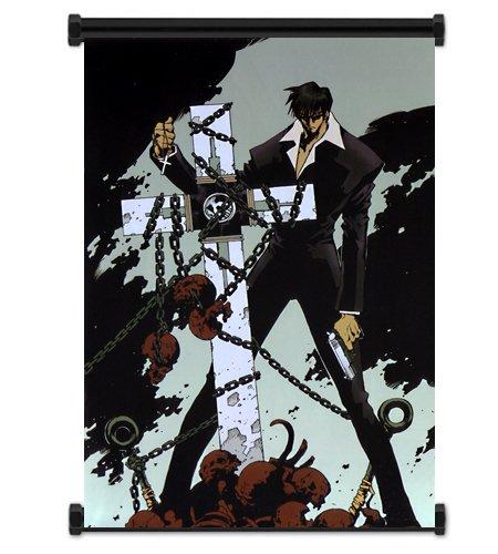 Trigun Anime Fabric Wall Scroll Poster (16