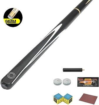 ZMg Ash wood Taco de Billar,57 Pulgadas 19-20 Oz 9mm Palos de ...