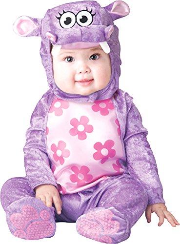 Hippo Baby Costume (Huggable Hippo Costume - Infant Medium)