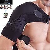 Shoulder Brace for Men and Women+ Bonus – for Torn Rotator...