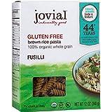 Jovial Gluten Free Brown Rice Pasta Fusilli - 12 oz