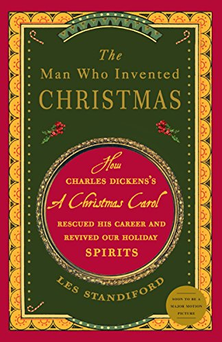 The man who invented christmas how charles dickenss a christmas the man who invented christmas how charles dickenss a christmas carol rescued his career and fandeluxe PDF