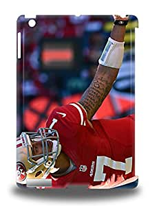 Ipad Snap On Hard 3D PC Case Cover NFL San Francisco 49ers Colin Kaepernick #7 Protector For Ipad Air ( Custom Picture iPhone 6, iPhone 6 PLUS, iPhone 5, iPhone 5S, iPhone 5C, iPhone 4, iPhone 4S,Galaxy S6,Galaxy S5,Galaxy S4,Galaxy S3,Note 3,iPad Mini-Mini 2,iPad Air )