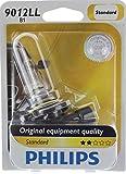 Automotive : Philips 9012 HIR2 Standard Halogen Headlight Bulb, 1 Pack