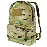 Mars Packable Tactical Camping Hiking Travel Backpack by Gear Review