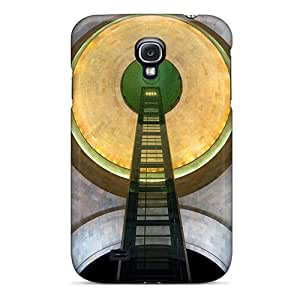 EZiamWV1697JpivI Case Cover Protector For Galaxy S4 Monument To The Revolution Case
