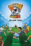 Fußball-Haie 02: Das große Turnier (German Edition)