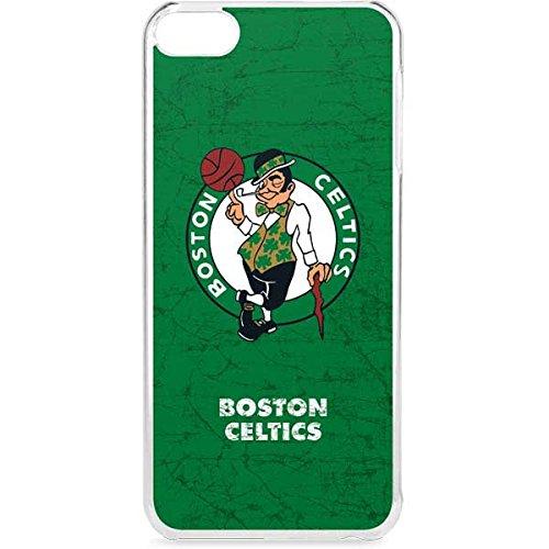 Skinit NBA Boston Celtics iPod Touch 6th Gen LeNu Case - Boston Celtics Green Primary Logo Design - Premium Vinyl Decal Phone Cover by Skinit