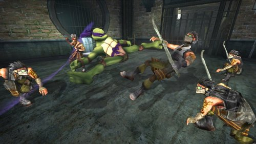 Amazon.com: TMNT - Xbox 360: Artist Not Provided: Video Games