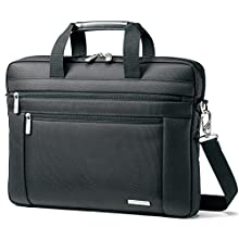 "Samsonite Classic Business Netbook, for 10.1"" Netbook - Black, 43272-1041"