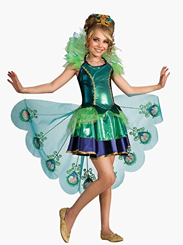 Rubie's Peacock Costume, Medium -