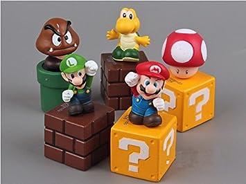 6acfc4df3e Buy Smart Buy Super Mario Game Action Figure Set Mario