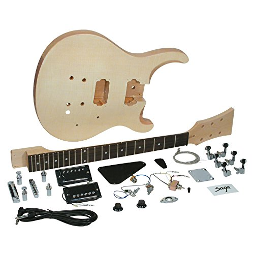 Saga HT-10 Electric Guitar Kit - PS Style ()