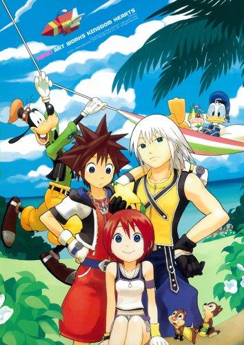 Read Online Kingdom Hearts Shiro Amano Artworks Artbook ebook