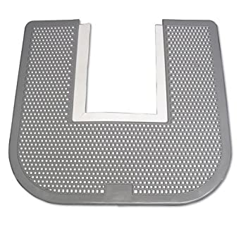 Amazon Com Impact 1550 Deodorizing Disposable Floor Toilet Commode Mat With Orchard Zing Scent 23 Width X 21 5 8 Length Gray Pack Of 6 Industrial Scientific