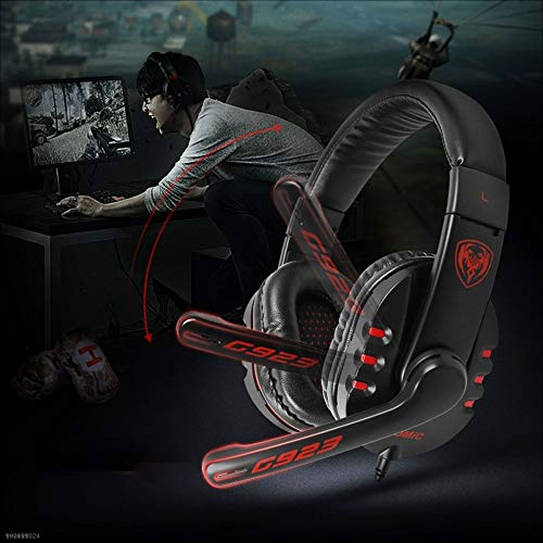 Yingui Gaming Headset - Wired Control - Gaming Headset Headset Laptop by Yingui (Image #5)