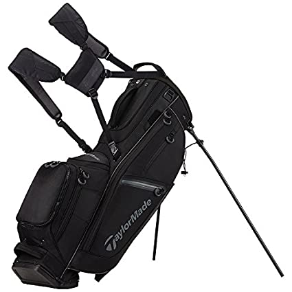 Amazon.com : TaylorMade FlexTech CrossOver Golf Bag Black : Sports on golf trolley, golf course accessories supplies, golf pants, golf galaxy, golf pull carts, golf gifts, golf digest hot list bags, golf shopping bag, golf travel bag, golf stand bag, golf club bag, golf push carts,