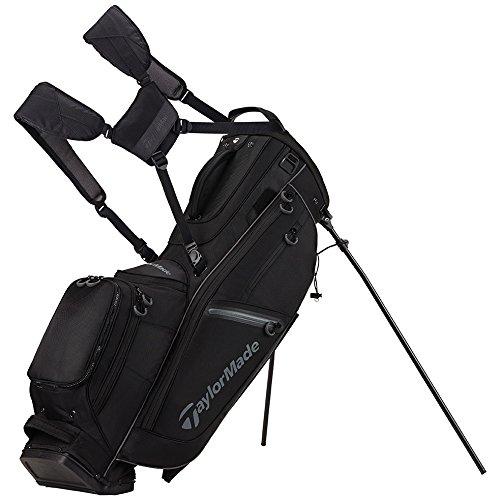 TaylorMade FlexTech CrossOver Golf Bag Black