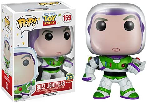 POP! Vinilo - Disney: Toy Story Buzz