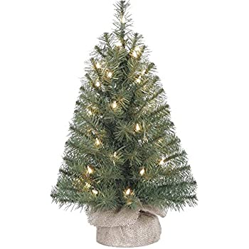 small artificial christmas tree pre lit 24 inch evergreen christmas tree pre lit - Small Artificial Christmas Tree
