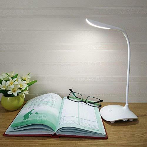 ZOSOE Plastic Table Lamp, white