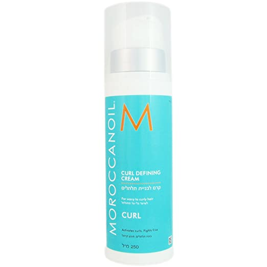 The Best Hair Products For Each Hair Type | Moroccanoil Curl Defining Cream | Hairstyle on Point
