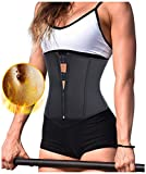 Product review for Gotoly Women's Waist Trainer Neoprene Sauna Gym Hot Sweat Suit Weight Loss