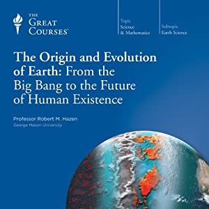 The Origin and Evolution of Earth Lecture