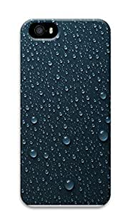 iPhone 5 5S Case Droplets 3D Custom iPhone 5 5S Case Cover